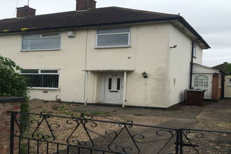 3 Bedrooms Property for sale in Tremayne Road, Nottingham, NG8