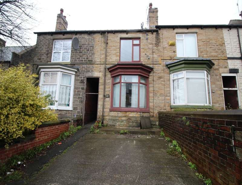 3 Bedrooms Property for sale in City Road, Sheffield, S2