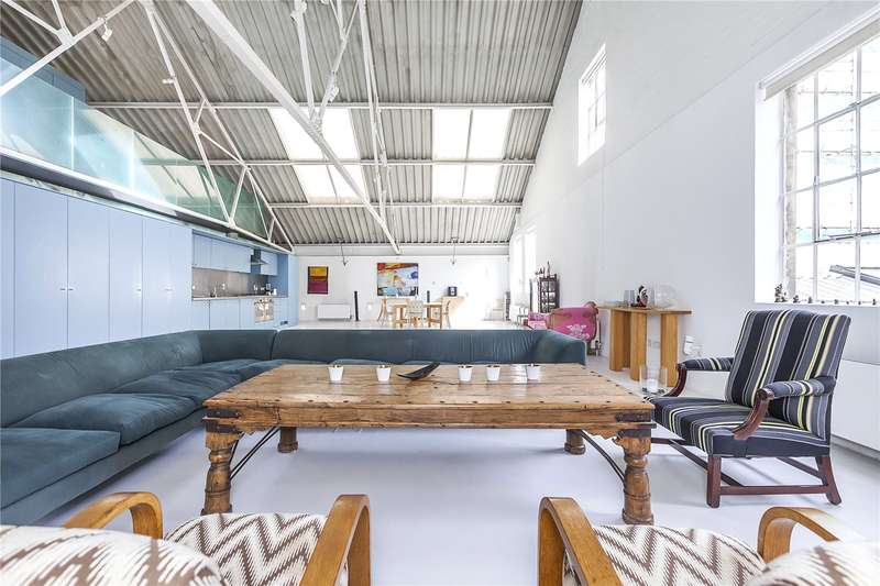 1 Bedroom Flat for sale in Wilds Rents, London, SE1