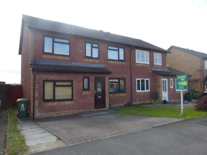 4 Bedrooms Semi Detached House for sale in Acer Avenue, Llantwit Fardre, Pontypridd
