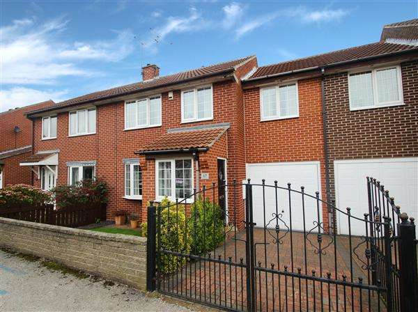 4 Bedrooms Semi Detached House for sale in Landsdown Avenue, South Kirkby