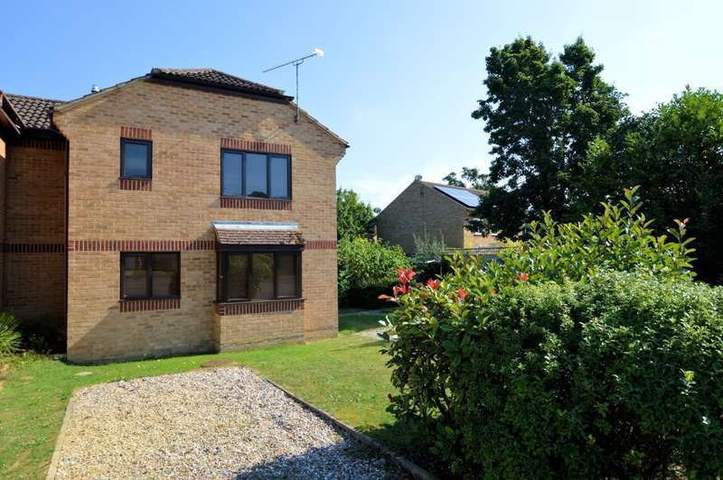 1 Bedroom Terraced House for sale in Larchside Close, Spencers Wood, Reading, RG7