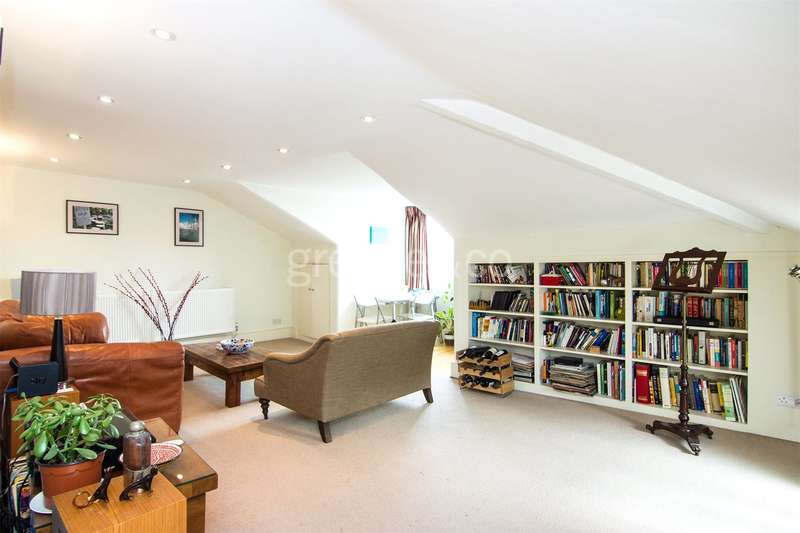 2 Bedrooms Flat for sale in Belsize Park, Belsize Park, London, NW3