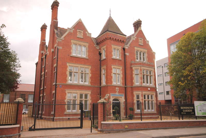 2 Bedrooms Apartment Flat for sale in Kensington Gardens, Goldington Road, Bedford, MK40