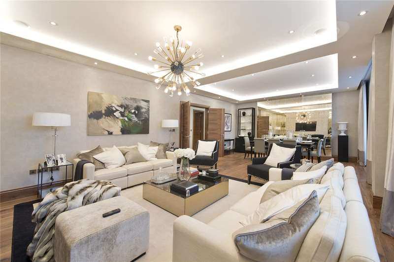 3 Bedrooms Property for sale in Campden Hill Court, Campden Hill Road, W8