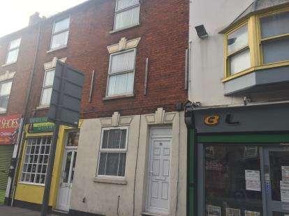 2 Bedrooms Terraced House for sale in Alfreton Road, Nottingham, Nottinghamshire
