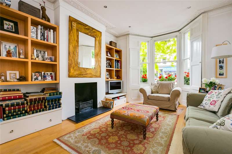 4 Bedrooms Terraced House for sale in Hammersmith Grove, London, W6