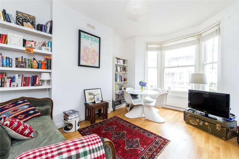 2 Bedrooms Flat for sale in Ashmore Road, London, W9
