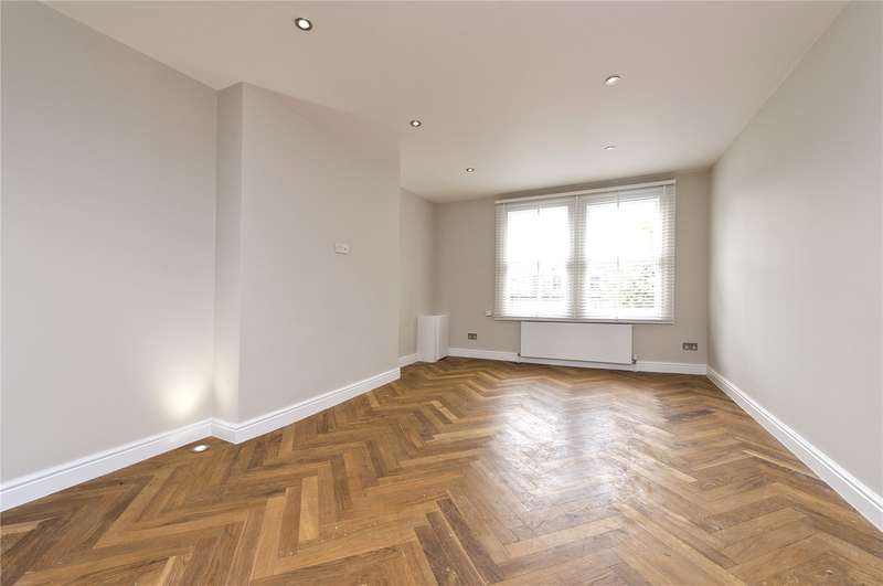 3 Bedrooms Flat for sale in Shirland Road, London, W9