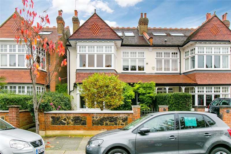 5 Bedrooms House for sale in Gerard Road, London, SW13