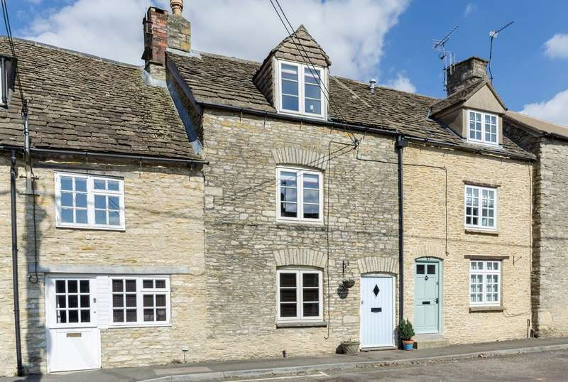 3 Bedrooms Terraced House for sale in West Street, Tetbury