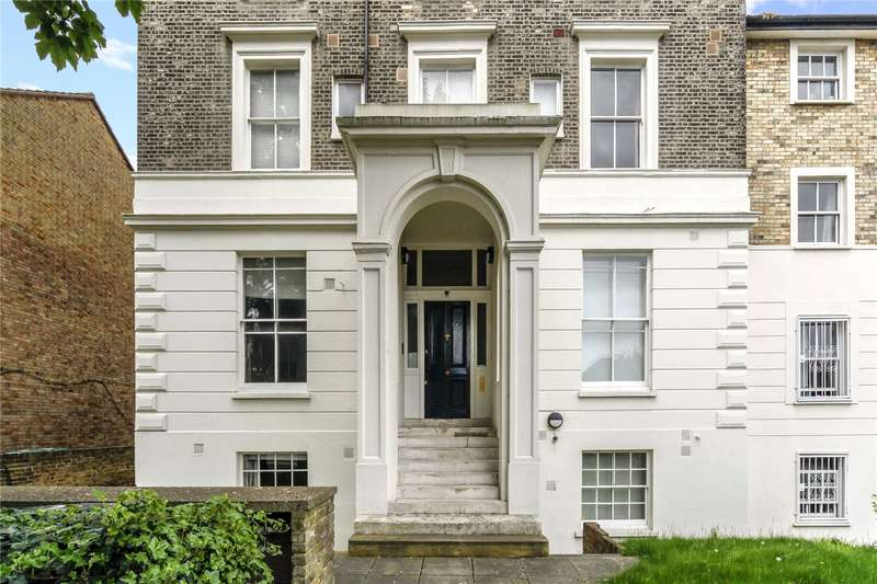 1 Bedroom Ground Flat for sale in Kings Avenue, London, SW4
