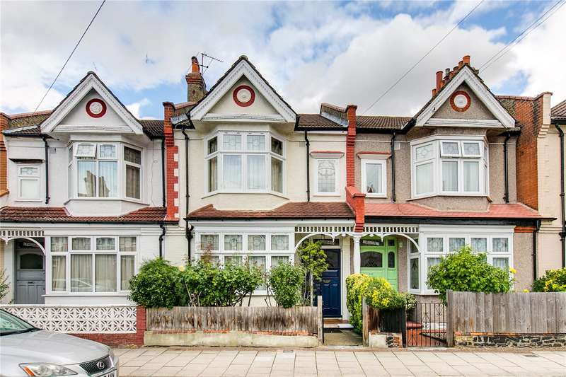 3 Bedrooms Terraced House for sale in Brudenell Road, London, SW17