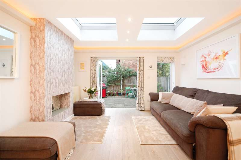 2 Bedrooms House for sale in Corfield Street, London, E2