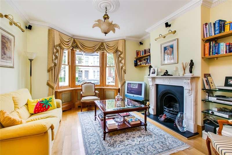 4 Bedrooms Terraced House for sale in Kenyon Street, London, SW6