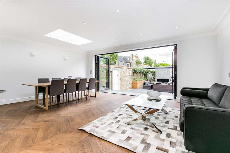 6 Bedrooms House for sale in Queensmill Road, London, SW6