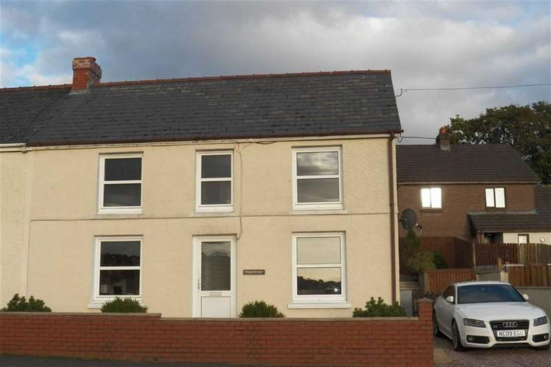 3 Bedrooms Property for sale in Porthyrhyd, Carmarthen