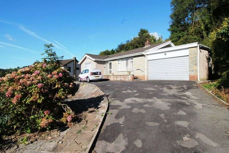 3 Bedrooms Detached Bungalow for sale in Talbot Close, Talbot Green, CF72 8AS