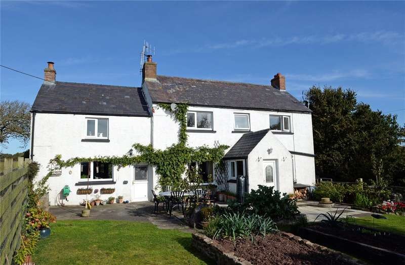 5 Bedrooms Detached House for sale in The Church House, Hasguard, Haverfordwest