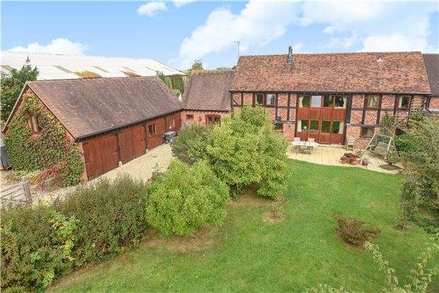 4 Bedrooms Detached House for sale in Ripple, TEWKESBURY, Gloucestershire, GL20 6EU