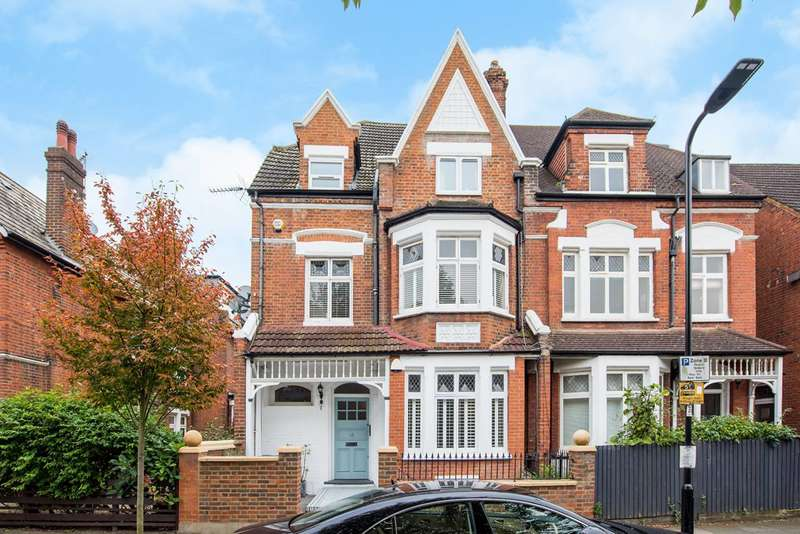 2 Bedrooms Flat for sale in Fairlawn Avenue, Acton Green, W4
