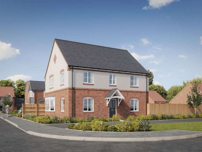 4 Bedrooms Detached House for sale in Devereux Grange, Great Haywood