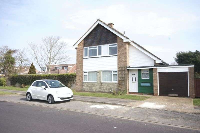 3 Bedrooms Detached House for sale in The Curve, Peel Common, Gosport, PO13