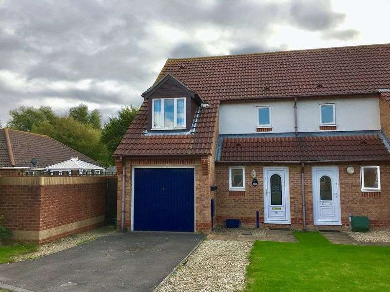 3 Bedrooms Semi Detached House for sale in The Swallows, Weston-Super-Mare