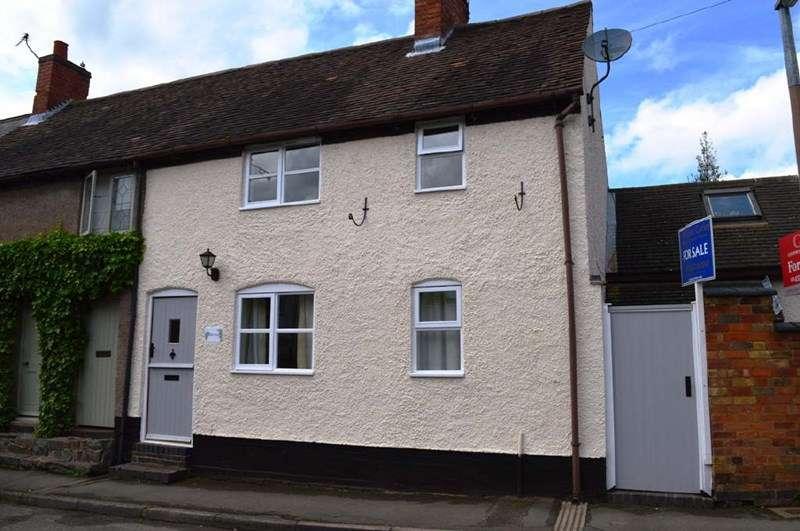 2 Bedrooms Property for sale in Main Street, Barlestone