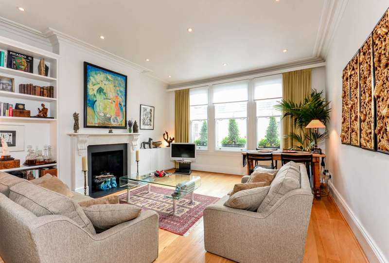 2 Bedrooms Maisonette Flat for sale in Church Road, Crystal Palace, SE19