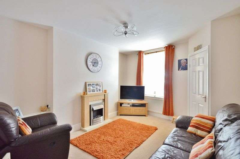 2 Bedrooms Terraced House for sale in Corporation Road