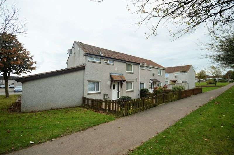 3 Bedrooms Terraced House for sale in Dunvegan Court, Rimbleton, Glenrothes