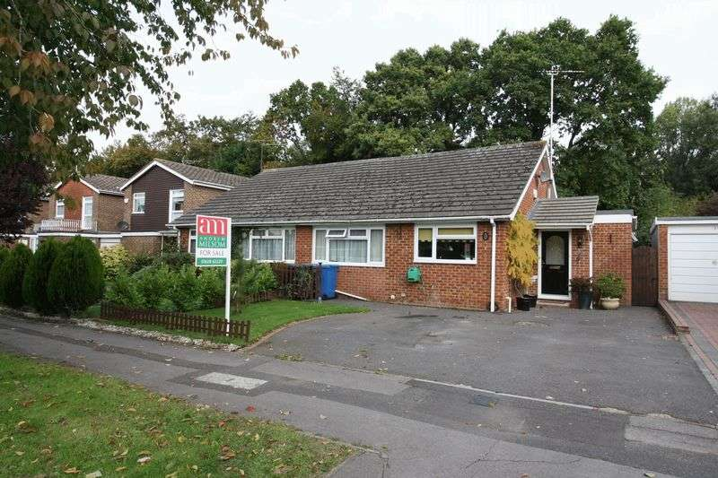 2 Bedrooms Semi Detached Bungalow for sale in Somersby Crescent, Maidenhead