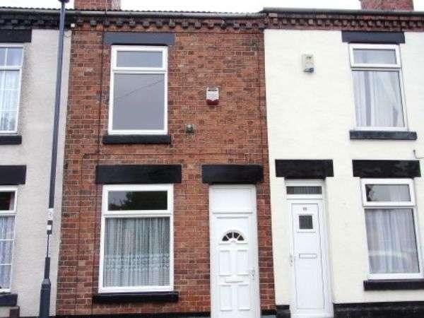 2 Bedrooms Terraced House for sale in ALLEN STREET, ALLENTON
