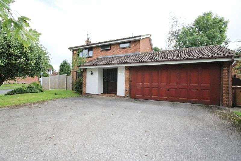 4 Bedrooms Detached House for sale in FIRTREE GROVE, OAKWOOD