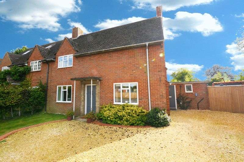 3 Bedrooms Semi Detached House for sale in DORCHESTER-ON-THAMES