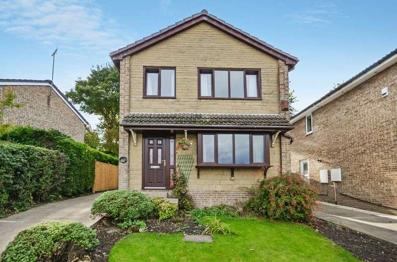 3 Bedrooms Detached House for sale in 25 Spring Bank Drive, Liversedge, WF15 7QS