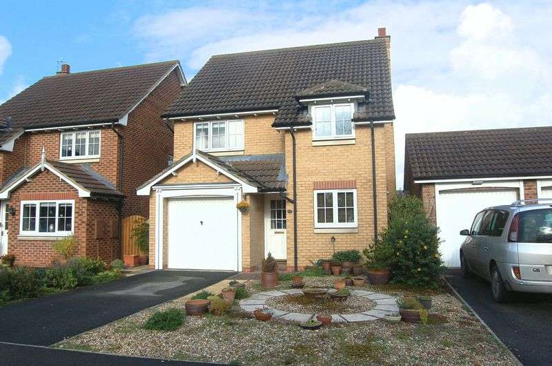 3 Bedrooms Detached House for sale in Oaktree Drive, Romanby Park, Northallerton