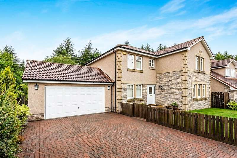 4 Bedrooms Detached House for sale in Beechwood Avenue, Glenrothes, KY7