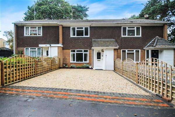 2 Bedrooms Terraced House for sale in Littlemoor Avenue, Bournemouth, Bournemouth