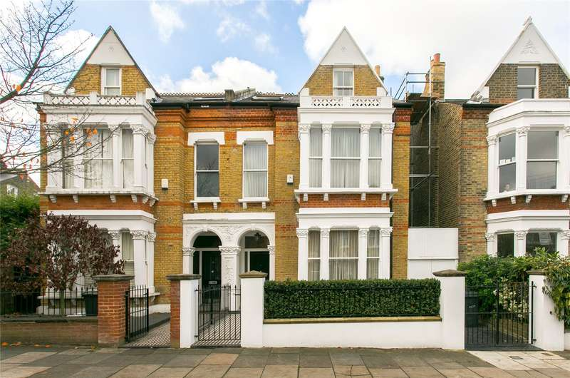 7 Bedrooms Semi Detached House for sale in Elms Road, London, SW4