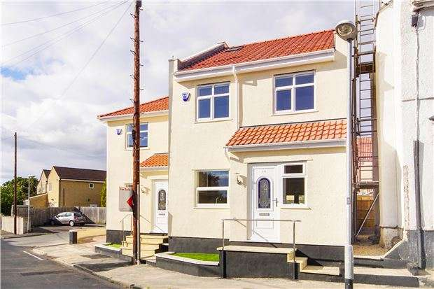 3 Bedrooms Semi Detached House for sale in Madeline Road, Fishponds, BRISTOL, BS16 3EN