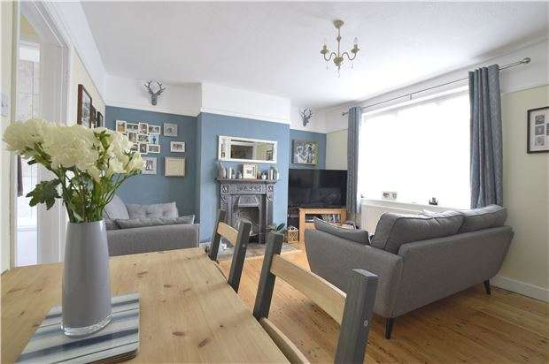 3 Bedrooms Semi Detached House for sale in Beauchamp Road, ST LEONARDS-ON-SEA, East Sussex, TN38 9HN