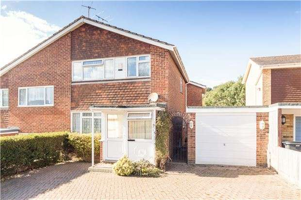 4 Bedrooms Semi Detached House for sale in Birch Way, HASTINGS, East Sussex, TN34