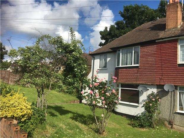2 Bedrooms Maisonette Flat for sale in Cray Valley Road, ORPINGTON, Kent, BR5 2EZ