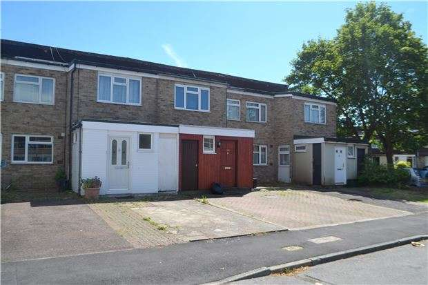 4 Bedrooms Terraced House for sale in Eldred Drive, ORPINGTON, Kent, BR5