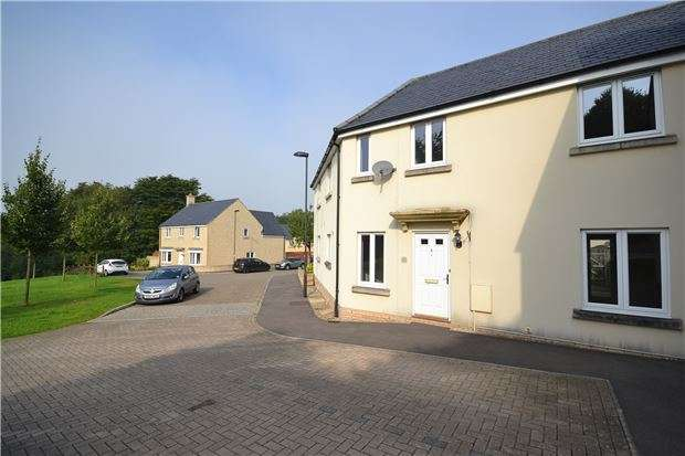 3 Bedrooms Terraced House for sale in Breachwood View, BATH, Somerset, BA2 2TX