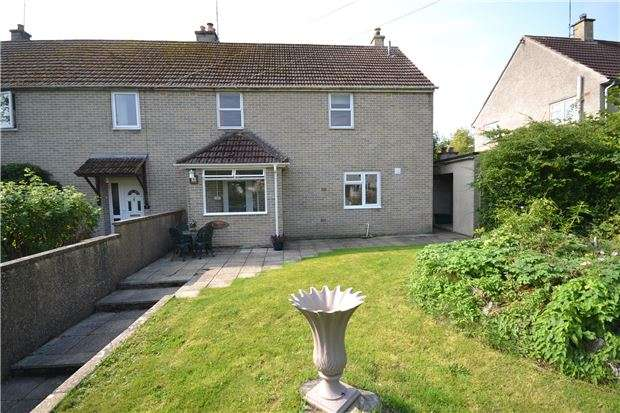 3 Bedrooms Semi Detached House for sale in Priston, BATH, Somerset, BA2 9EE