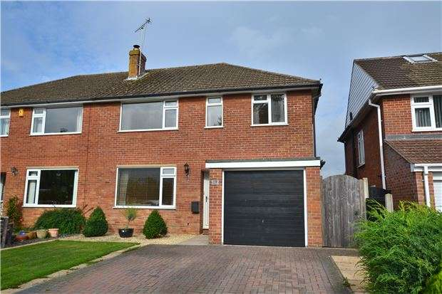 3 Bedrooms Semi Detached House for sale in Mill Lane, Brockworth, Gloucester, GL3 4QQ