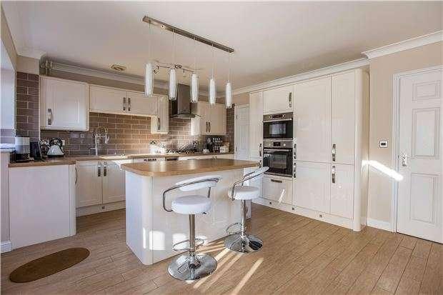 4 Bedrooms Property for sale in Madley Brook Lane, WITNEY